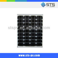 240W low price mono solar cells