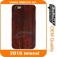 simple shell mobile phone wooden phone case for iphone 6,for iphone hard case
