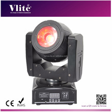 Color 60W RGBW Mini LED Beam Moving Head Light
