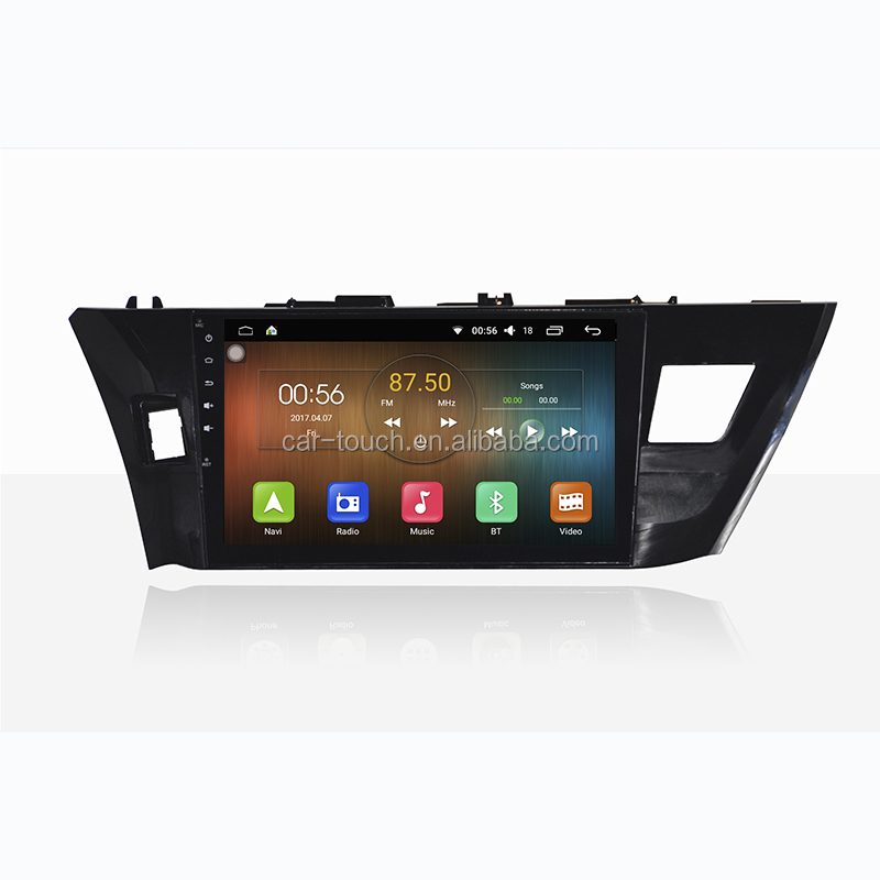 touch screen car dvd player for toyota corolla 2013 2014 2015 2016 car gps navigation multimedia radio