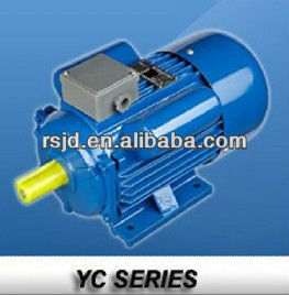 yc 110/220v 1hp ac electrical motors 2850rpm