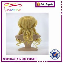 Alibaba china manufacturer factoryf princess wigs for cosplayer
