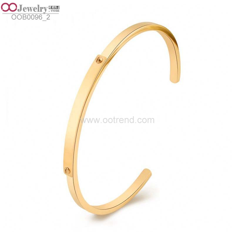 Holy leather bangle made in China