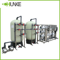 CE Approved 2.5ton/h SS304 drinking water treatment machine with price with ozone generator for water treatment