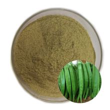 Without any added, no pigment, no excipients, natural kidney health Okra freeze dried powder