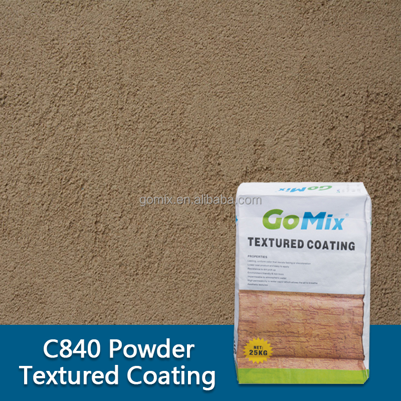 C840 trowel finish textured paint
