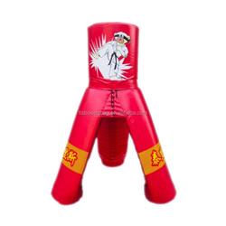 Martial Arts Three Standing Boxing kickboxing Bag For Kids Training