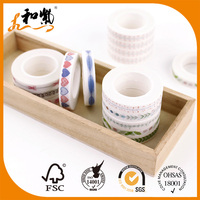 Classy Washi Tape colorful strong adhesive washi paper tape