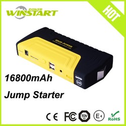 atv 4x4 Car Emergency Power bank roadmaster jump starter car jack and impact wrench car jump