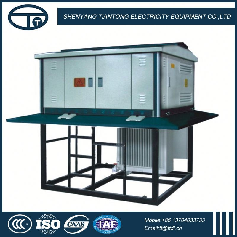 ETS High production efficiency Low Noise For Buildings High Over-Load Transformer