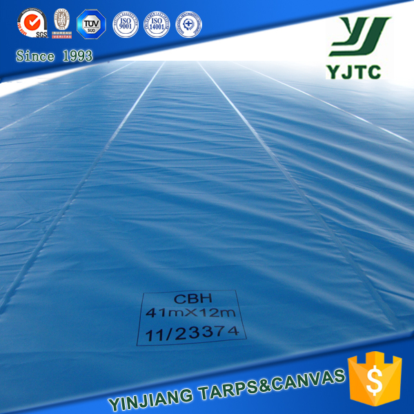 Build Your Stock Pile Cover pvc bunker tarpaulins