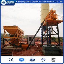Impeccable hot selling portable ready-mixed wet concrete mix plant