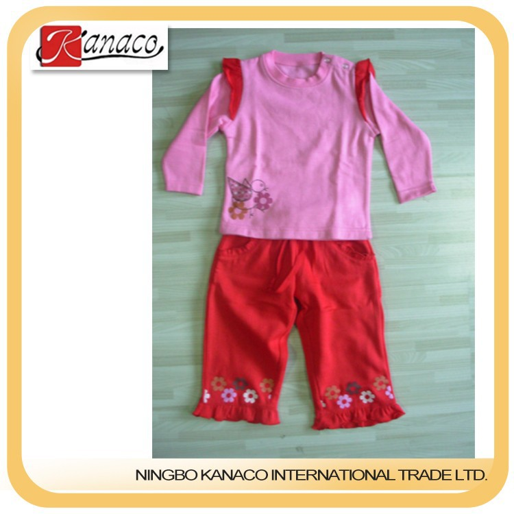 High quality cheap custom baby punjabi suits designs