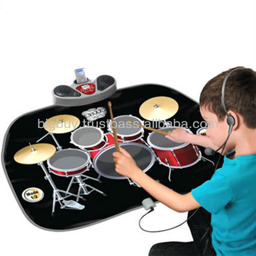 Drum Playmat Musical Instrument Toy