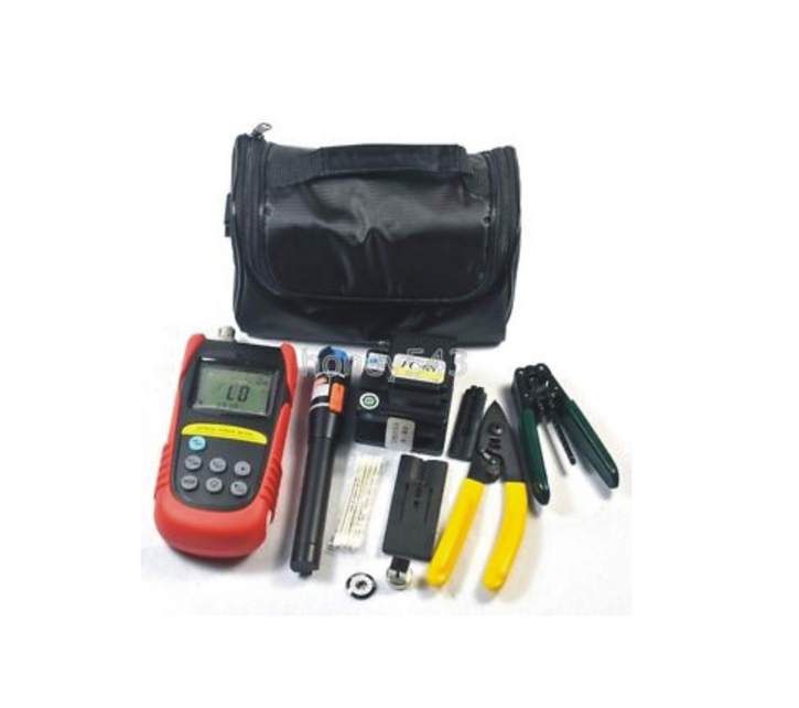Fiber Network Equipment High Quality Optical Fiber ToolBox Ftth Fiber Optic Tools Kit ST3900