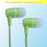 high quality cheap earpiece super mini earphone with mic