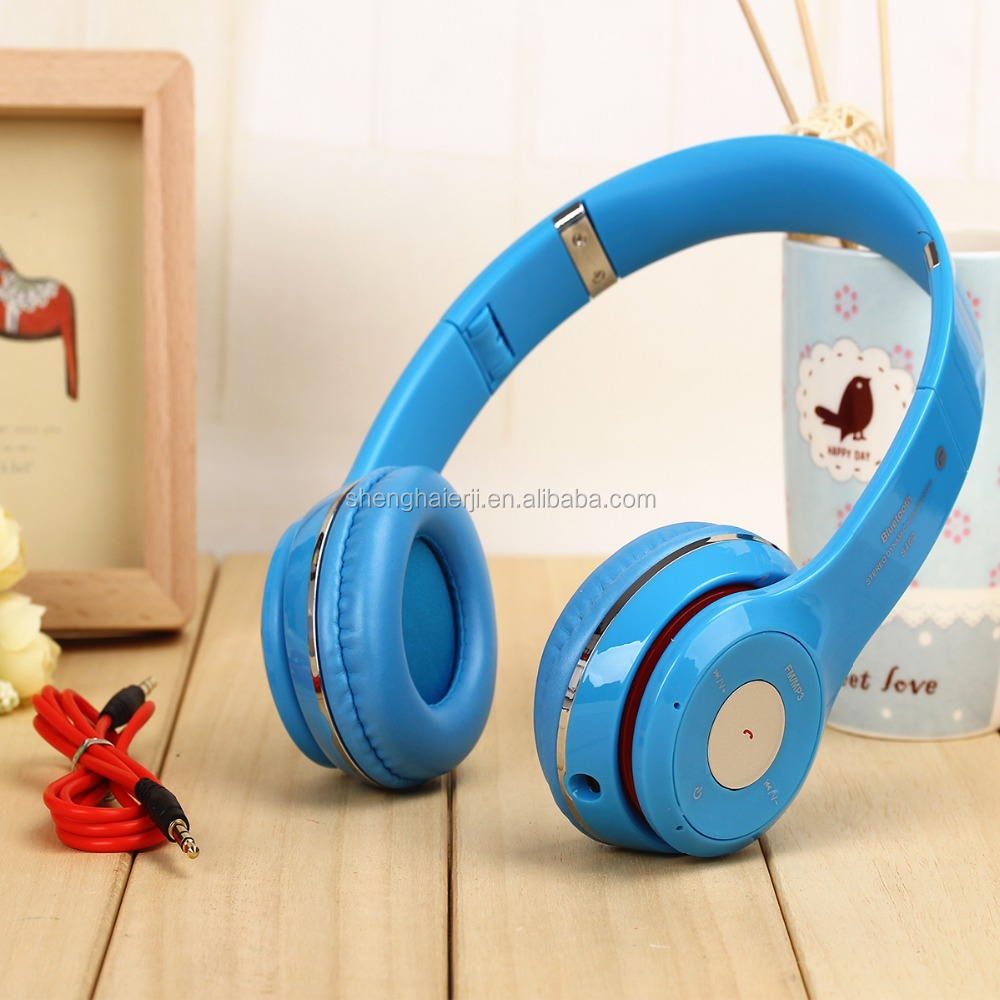 Headband bluetooth wifi fm radio mp3 sd card headphone headset buy electronics from china