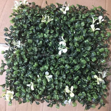 LSD-1130292 decorative indoor artificial kinds of grass leaves boxwood hanging graphic mat plants wall