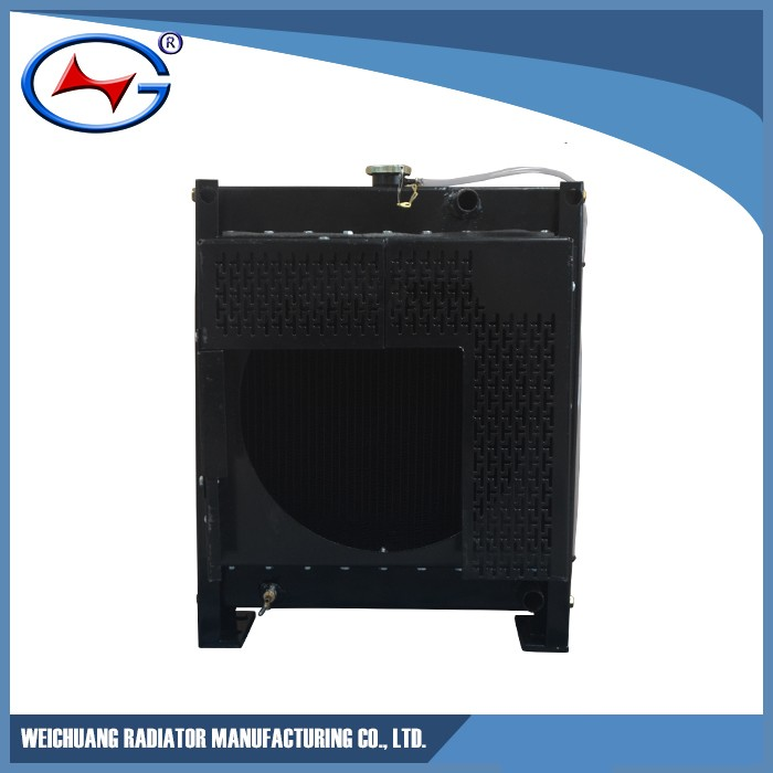 Weichuang radiator for diesel engine 3TNV82A