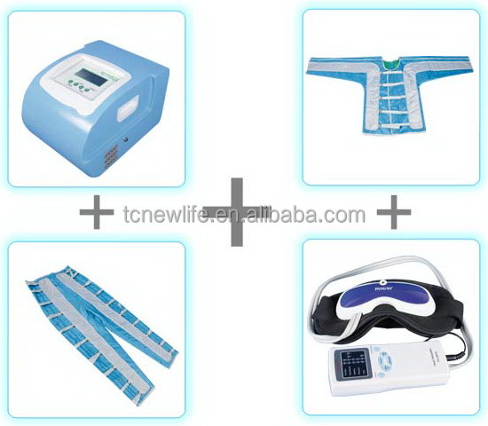 NL-604 Newest! portable pressotherapy machine break fat/best pressotherapy price(CE)