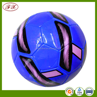 Customized Machine Stitched PVC Foam Football