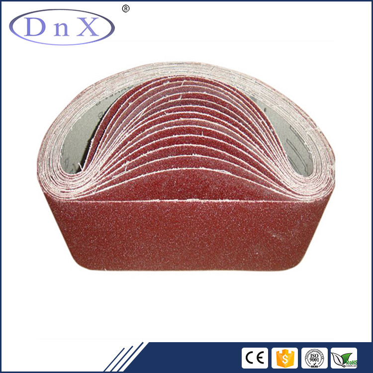 PZ533 abrasive belt for metal working