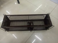 metal durable automatic mouse trap cage with wholesale price