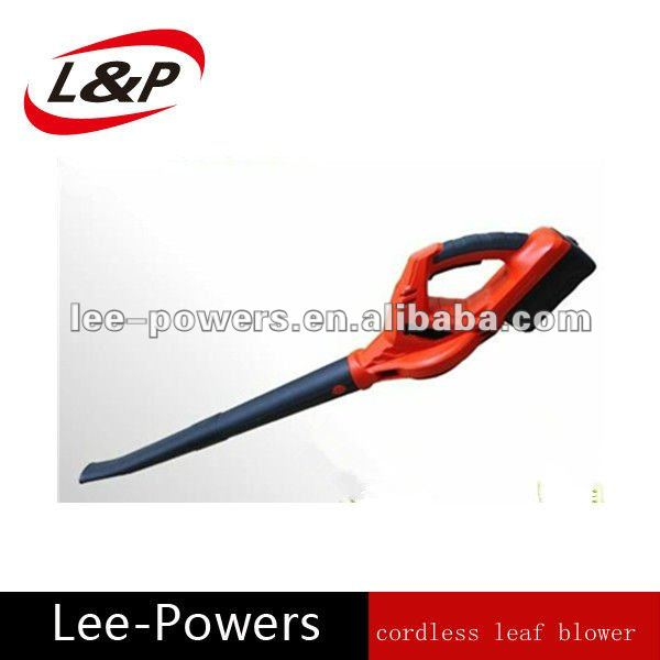 portable cordless leaf blower