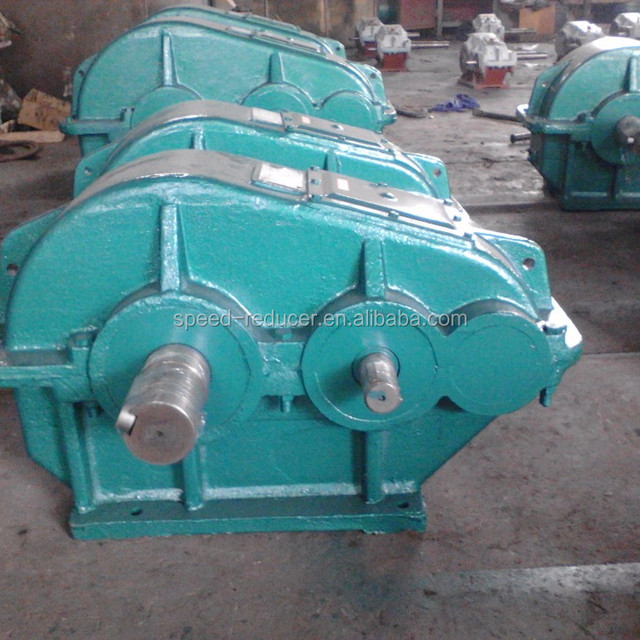 ZQ/JZQ Universal Cylindrical Gearbox for milling machine