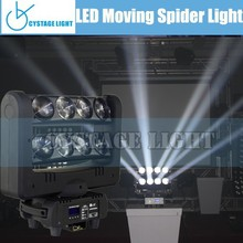 8w Easy Operation LED Spider Moving Head Beam