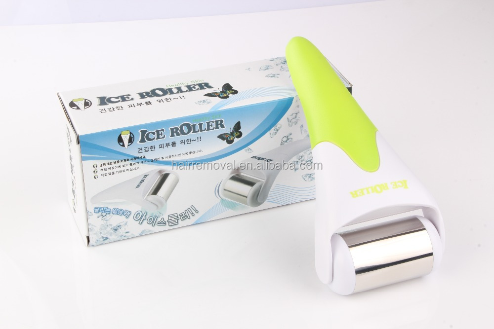 hot sell home use anti puffiness skin care ice roller B-305