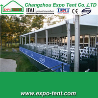 New design professional latest fashion water proof party tent