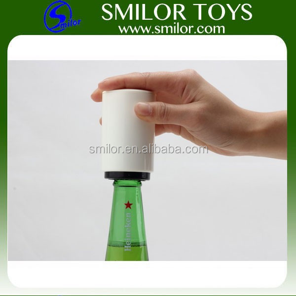Whoesale Customized Push Down Automatic Beer Bottle Opener
