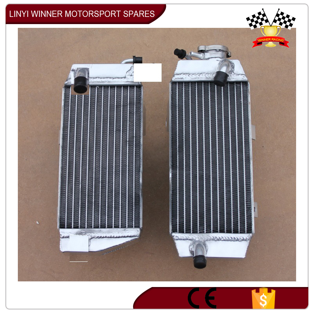 skilled workers made racing radiator for Integra DC2