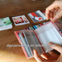 new plastic business cards holders cheap wholesale