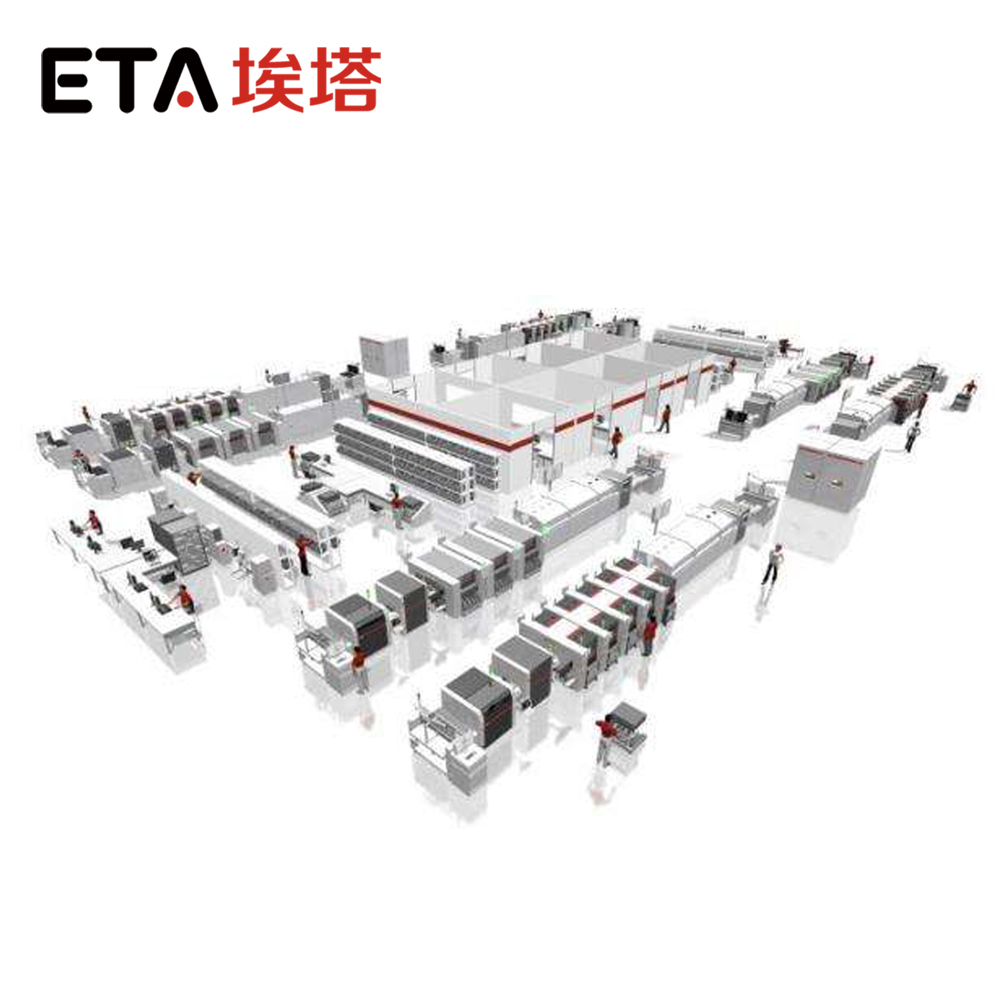 Equipment LED Bulb PCB Production Line with Manufacture