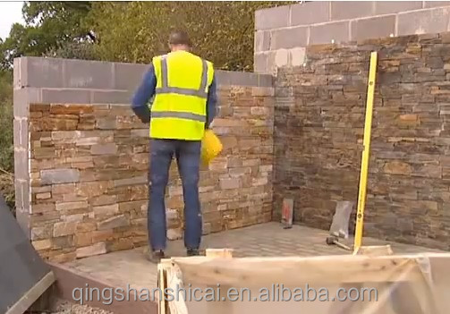 Exterior Cement Concrete Ledge Wall Natural Cladding Stone Veneer Panels Buy Natural Stone