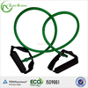 Green resistance tube with handle from Zhensheng