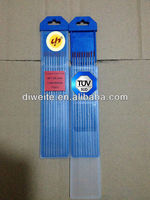 2% Thoriated esab electrode for galvanized welding electrodes
