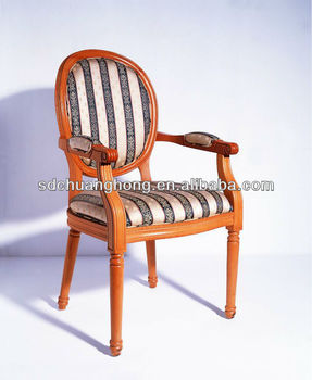 traditional wooden armchair for living room/coffee chair/dining armchair CH-YZ-269