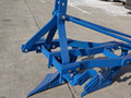 Farm equipment different types of steel furrow plough for tractor