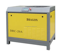 Belt Driven Screw Air Compressor 18.5kw by Dragon