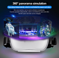 2016 hot made in China factory direct android video glasses