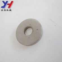 Customized aluminum band pigeon ring