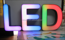 SHENZHEN Professional manufacture led neon sign solar advertising sign