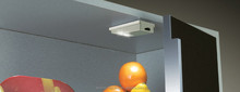 OEM battery operated LED top mounted Cabinet Light with door switch