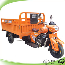Heavy duty motorcycle three wheel of 300 cc engine