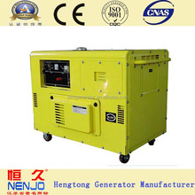 China Factory!for home use 90kw soundproof diesel generator