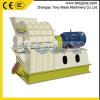 (H)Greatly welcomed TFQ65-55 pine chips hammer mill/wood chips pellet crusher wood shaving hammer mill price