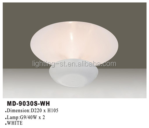 Glass Lamp Shades / Corridor Ceiling Lamp Md-9023